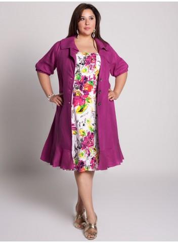 Plus Size Dress and Jacket – Fashion dresses