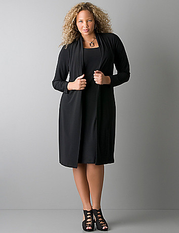 Dress Coat Plus Size Ibovnathandedecker